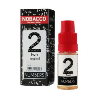 Nobacco Numbers - Number 2 10ml