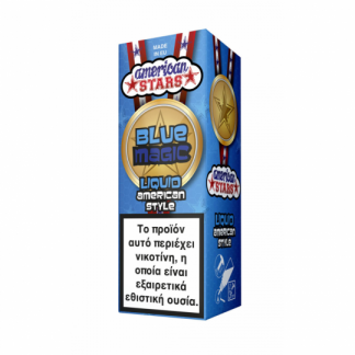 American Stars Eliquid Blue Magic 10ml