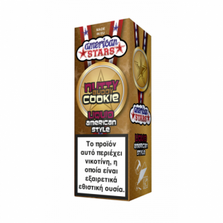 American Stars Eliquid Nutty Buddy Cookie 10ml