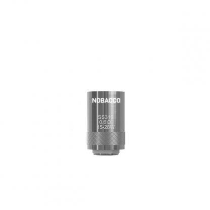 Hybrid SS316 0-6 Ohm Coil