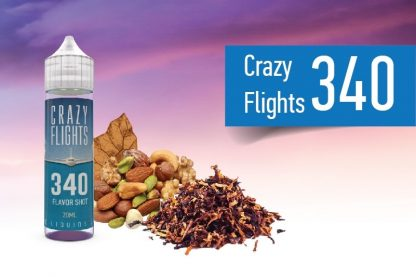 Crazy Flights Flavour Shot 340