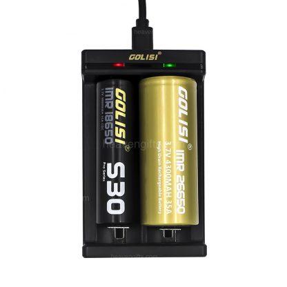 Golisi Needle 2 2A Smart USB Charger