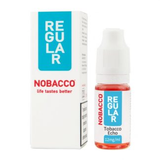 Nobacco Regular - Tobacco Echo 12mg 10ml