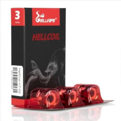 Hellvape HellCoil Mesh H7-02 0.2Ohm