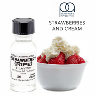 TPA Strawberry and Cream 15ml