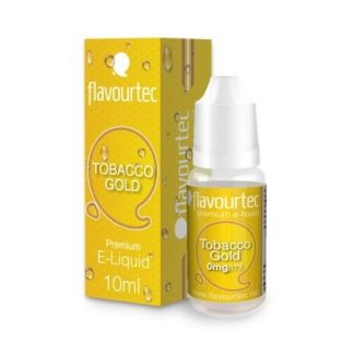 flavourtec tobacco gold 10ml