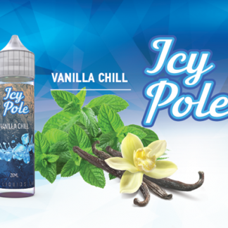 Vanilla Chill Icy Pole (20ml to 60ml)