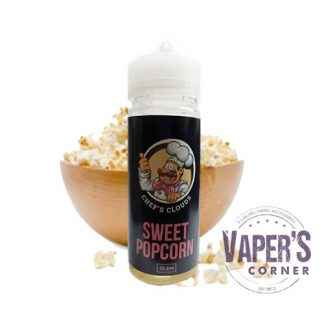 BLACKOUT Sweet Popcorn 120ml