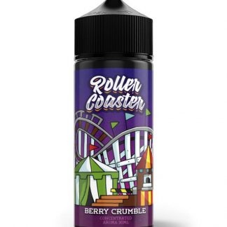 Roller Coaster -Berry Crumble 120ML 120ml