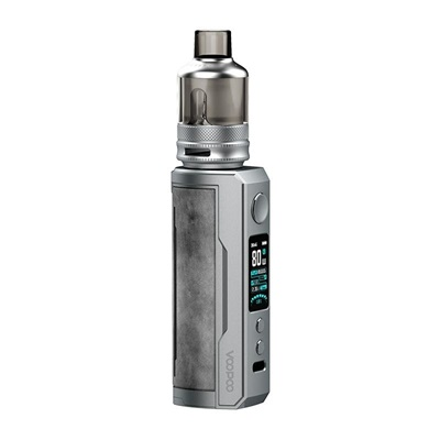 VooPoo Drag X Plus 100W Kit 5.5ml Smoky Grey