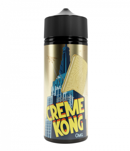 Retro Joes Flavour Shot Creme Kong 120ml
