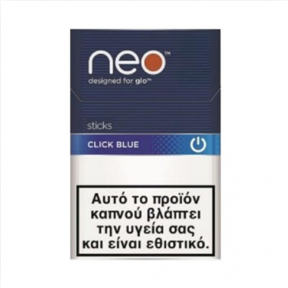 Νέο™ Sticks - Click Blue