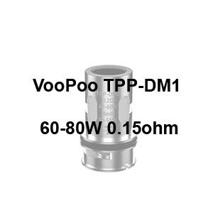 VooPoo TPP-DM1 Coil 0.15ohm
