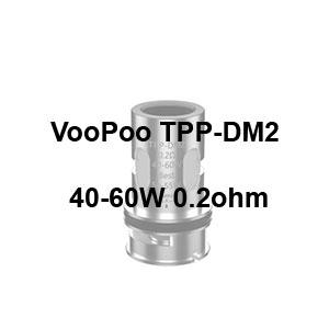 VooPoo TPP-DM2 Coil 0.2ohm